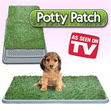 Indoor Pet Potty Tray Dog Training Toilet