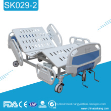 SK029-2 Manual Hospital Bed Manufacturer Crank