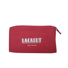 Simple high quality 600D PVC polyester pencil bag cosmetic bag with zipper