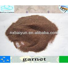 garnet 30-60 mesh for for waterjet cutting and sandblasting