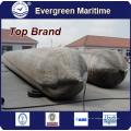 Airbags marinhos para o lançamento de navios