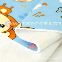 Milch Silk Composite Stoff für Unterwäsche Super weichen kurzen Plüsch