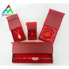 brincos anéis colar e pulseira caixas de embalagem