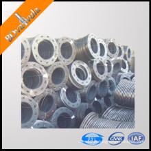 Aço carbono pré-esforçado tubo placa de ponta fabricante