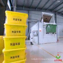 Équipement de traitement des déchets de soins de santé