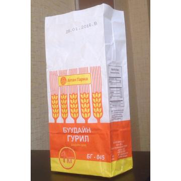 Бумажные мешки пшеничной муки