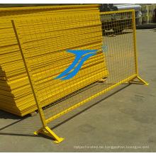 Geschweißter galvanisierter Stahlspeicher-Maschendraht-Zaun für Verkäufe