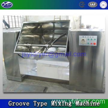 Horizontal Trough Mixing Machine