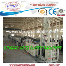 high productivity of HDPE PP PPR pipe line