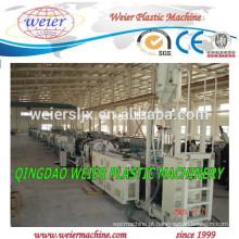 alta produtividade da linha de tubulação de PEAD PP PPR