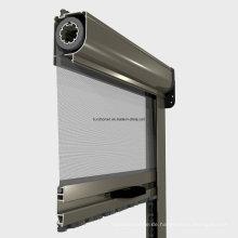 Langsam schieben Sie nach oben und unten Wind Proof versenkbare Rolling Insect Screens