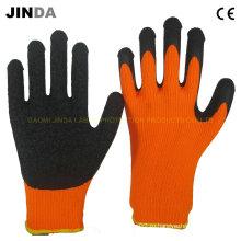 Защитные перчатки с защитой от латекса Terry Yarn Liner (LS703)