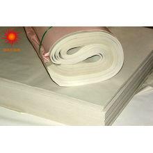 Papier blanc recyclé de papier journal / papier de nouvelles, service d'OEM, dans la feuille / petit pain