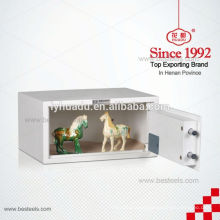 Hot-selling all steel safe box for sale/ metal safe box
