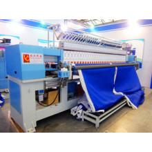 Máquina de bordar estofada informatizada para fazer sapatos, sacos, colchas