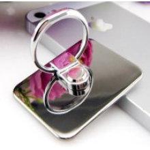 PU anti slip pad finger ring holder for cell phone