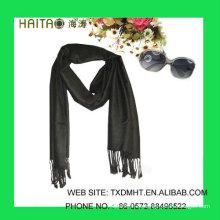 Bufanda sólida con estilo de imitación de lana con la mejor cantidad