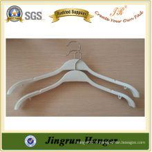 Alibaba Express Plastic Hanger Gilet de tissu promotionnel pour robe