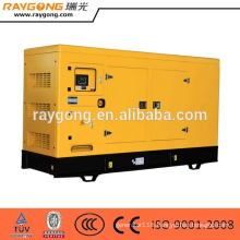 Water-cooled 400KW Cummins Soundproof Type Diesel Generator Set