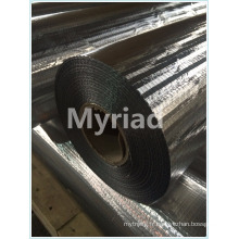 Revêtement thermique Feuille aluminium avec fabricant d'isolation PE