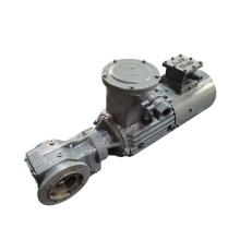 k series helical bevel geared speed motor reducer