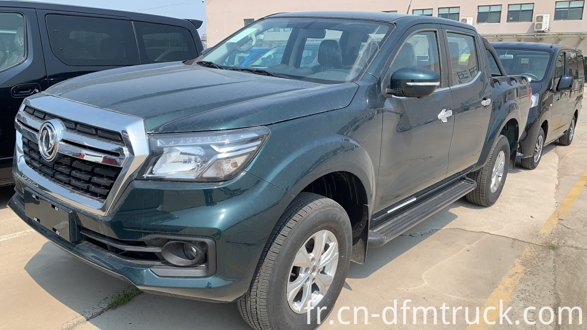 Dongfeng RICH 6 Pickup Truck (7)