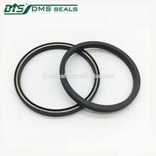 PTFE spring energized seal hydraulic piston seal cylinder seal engine gasket