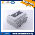 Plastic injection molding fire watch case instrument shell and plastic injection moulding machine spare parts