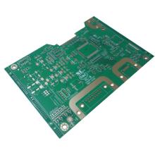 High reliability medical equipment printed circuit board
