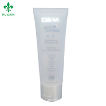 shampoo plastic cosmetic tube for packing