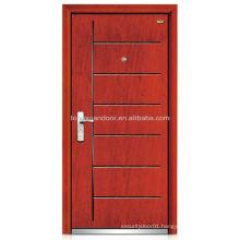 steel wood armored door