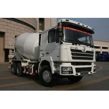 Venta caliente Shacman F3000 6 * 4 camión hormigonera
