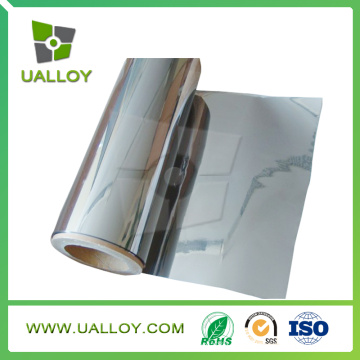 Folha de nicromo de resistência de aquecimento de alta qualidade (Cr20Ni80)