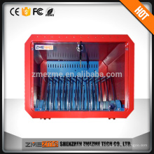 10 outlets charging trolley cabinet inch tablet cabinet
