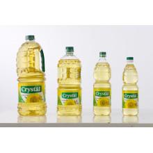 Рафинированное и сырое подсолнечное масло для продажи