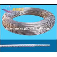 S-type thermocouple wire / platinum-rhodium alloy