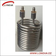 Bobine de tube de refroidissement en acier inoxydable