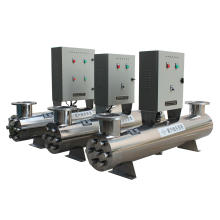 UV Disinfection and Sterilisation for Domestic and Industrial Water Treatment
