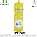 2017 Hot Biking BPA Livre PE Plasitc Esporte Garrafas de Água (HDP-0697)