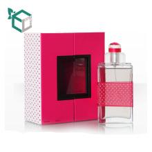 Elegant Cardboard Perfume Box For Sale