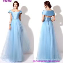 Оптовая Моды Классический Дизайн Длинное Вечернее Платье Невесты Платье