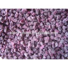 IQF gefrorenes frisches lila Süßkartoffelpulver