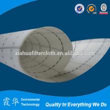 Matériau monofilament en tissu filtrant liquide