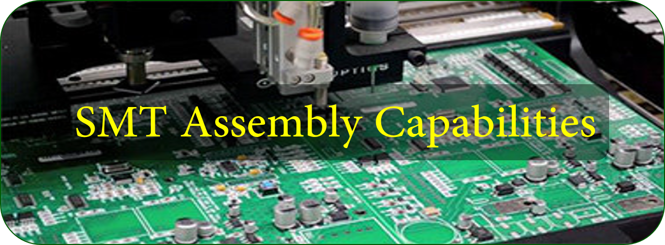 SMT Assembly Capabilities