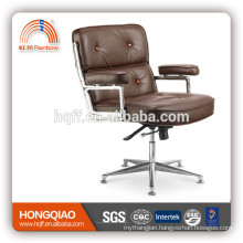 CM-B75BS leisure chair leather chair stainless steel chair