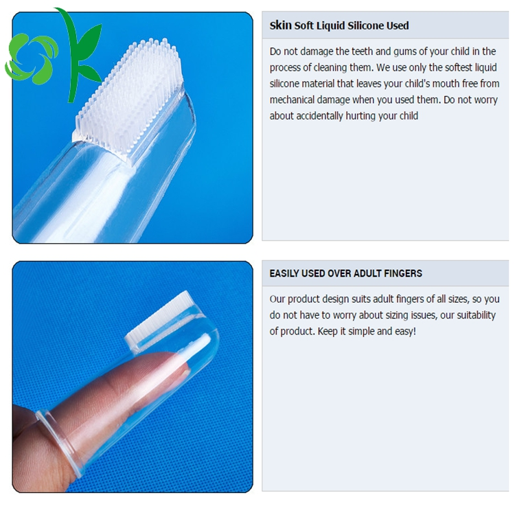 silicone toother brush
