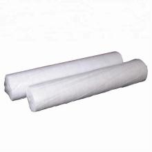 Fieltro de fieltro de alfombra adhesiva de fieltro de poliéster adhesivo blanco