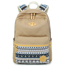 Multifunction Wholesale Canvas Bags School/Travel/Camping Backpack