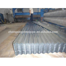 Corrugated Steel Sheets