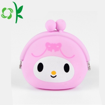 Custom Silikon Cute Clip Coin Purse Poach Wholesale